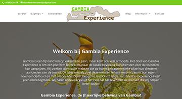 gambiaexperience